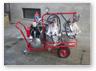 Fiksna muzilica za krave - 1 kanta, uljna vakum pumpa